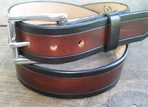 Two Tone Leather Goods handmade in USA