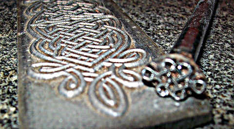Celtic Knot Leather Goods
