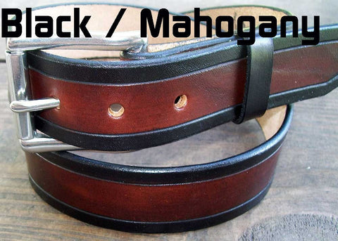Handmade Leather Belts | 1.5"