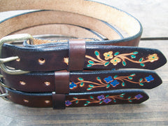 Leather Belts for Girls