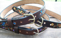Leather Belts for Little Girls