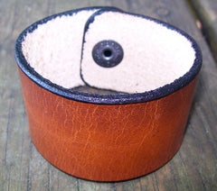 Handmade Leather Wrisbands