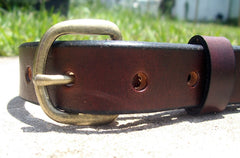 Childs Leather Belt