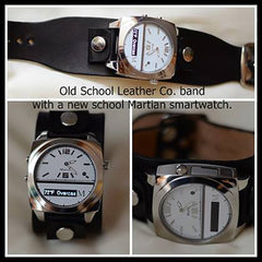 Martian Watch Band Leather