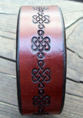 One Inch Celtic Wristband