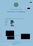 Police Clearance Certificate Kuwait Attestation (Embassy and Agency Fees)