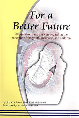 For a Better Future, 200 questions and answers regarding the con