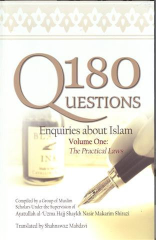 180 Questions, Volume 1