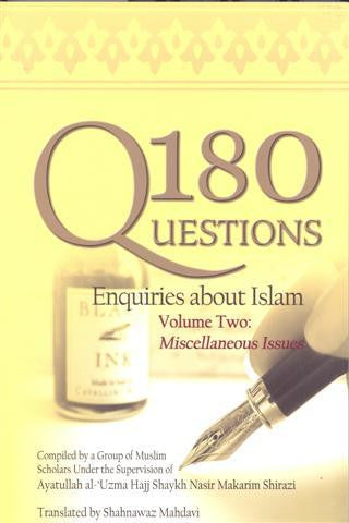 180 Questions, Volume 2