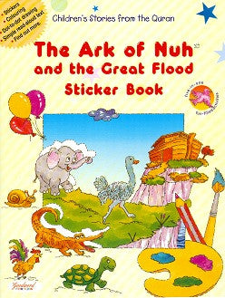The Ark of Nuh and the Great Flood Sticker Book