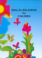 "Nahjul Balagha for children H/B size size ""4 1/2 x ""6 1/2 hardback pictorial colored illustrations."