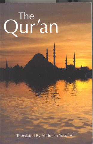 Copy of The Quran a Guide to Mercy, all English translation, Pocket size