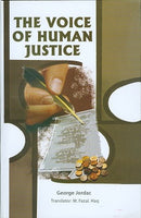 The Voice of Human Justice (Paperback)