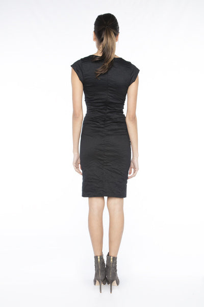 Stretch Ruched Dress