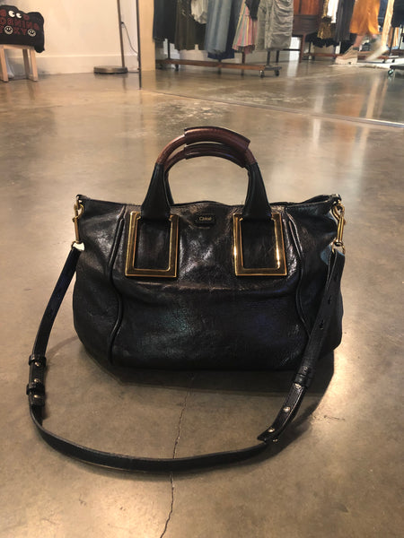 Vintage black Chloe bag