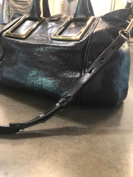 Black Chloe Vintage bag