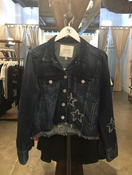 Denim Star Jacket