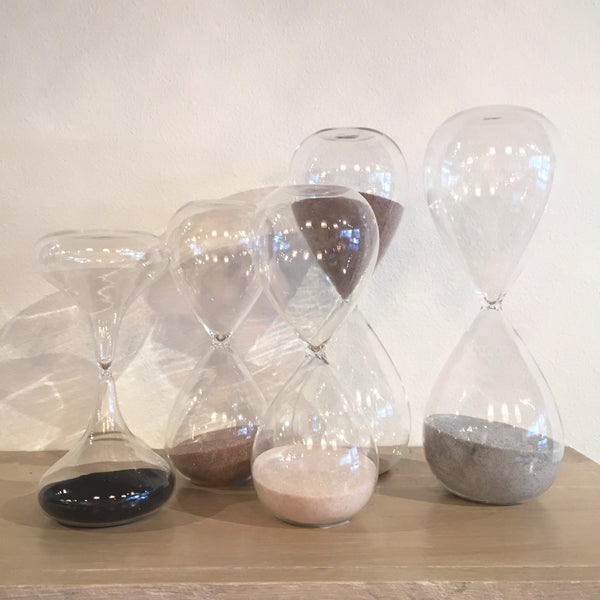 Beach Sand Hourglass Medium