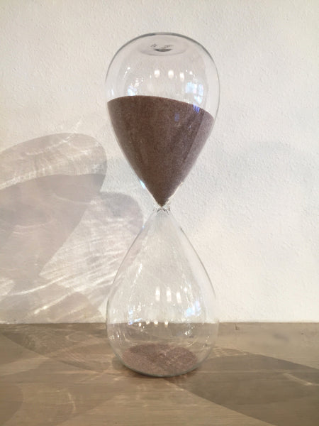 Beach Sand Hourglass Large