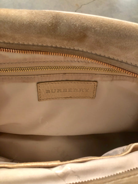 Used Burberry Bag