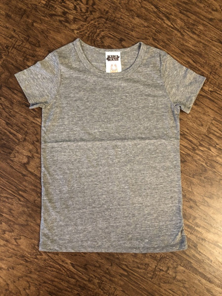 Heather Grey Classic Fit Tee
