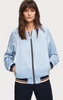 Baby Blue jacket by scotch and soda