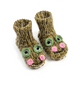 Frog Baby Slipper Booties