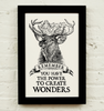 Wonders Limited Edition Print