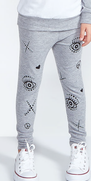 Hearts & Eyes Sweatpant