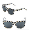 Cheetah Fog Oversized Sunglasses