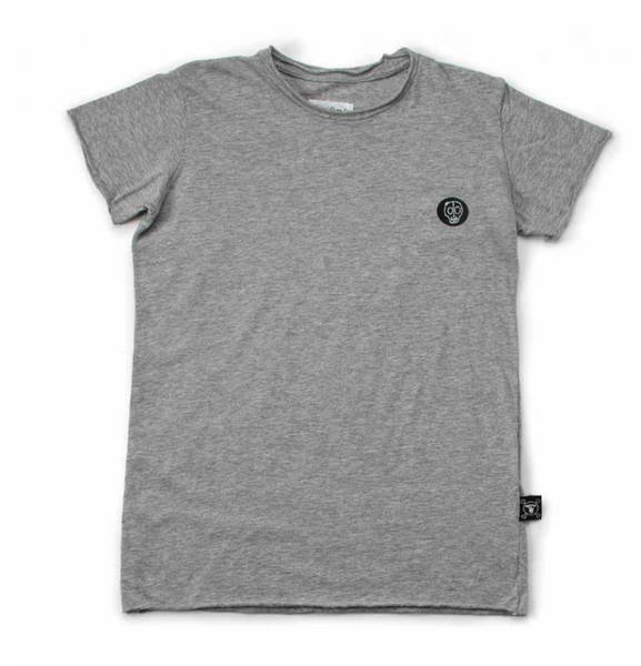 Solid Grey T-Shirt