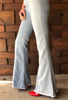 Iva Panelled Flares