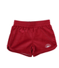 kids velour shorts