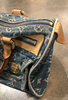 Vintage Denim Louis Vuitton Bag