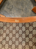 Vintage Gucci Logo Shoulder Bag