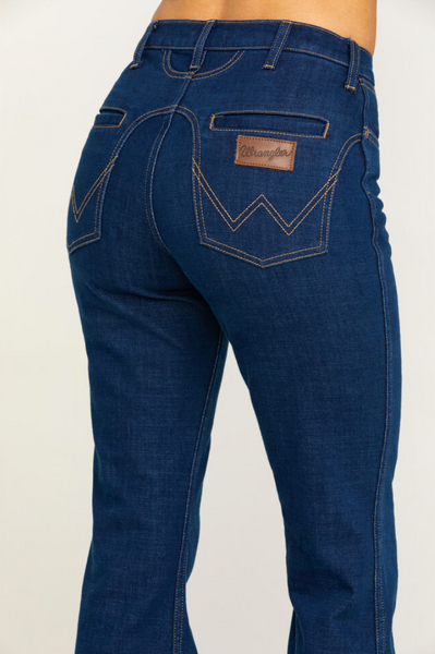 Wrangler bell bottoms