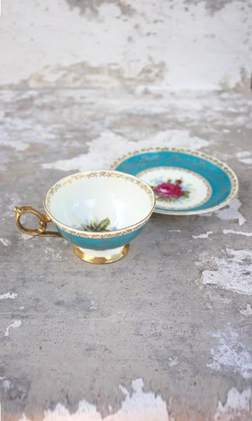 Norcrest Japan Cup and Saucer