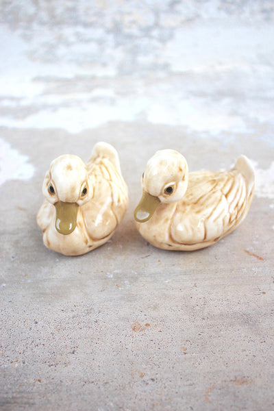 Ceramic Ducklings