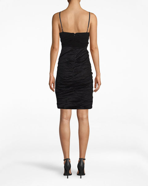 Nicole Miller black dress