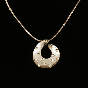 Sterling Silver Cloicin Torc Necklace