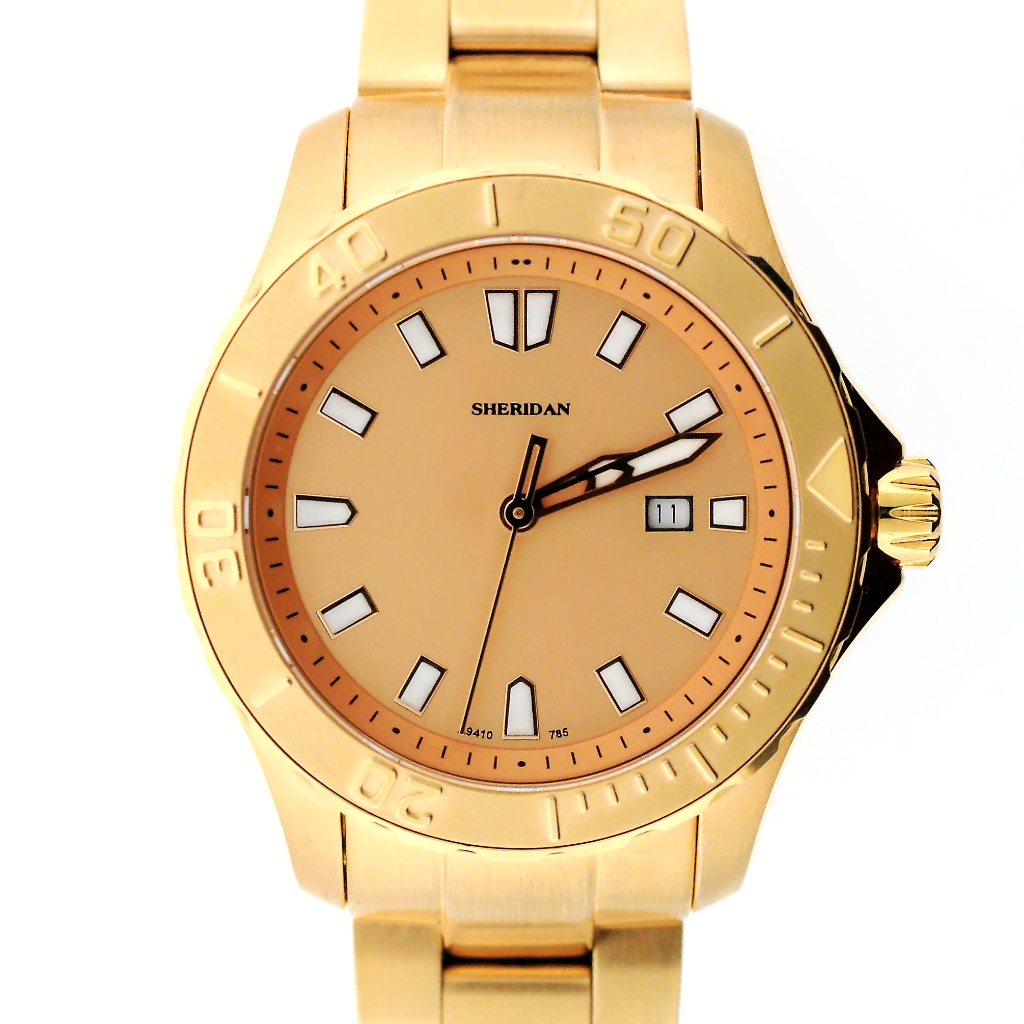 Sheridan Rose Gold Watch