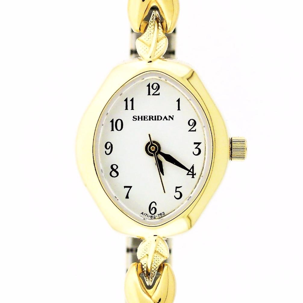 Sheridan Gold Classic Ladies Watch