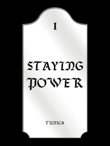 I<br>Staying Power<br> Poster