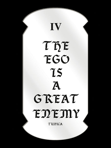 IV<br>The Ego Is A Great Enemy<br>Poster