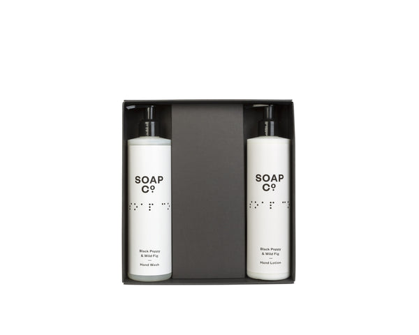 The Soap Co Gift Box Duo