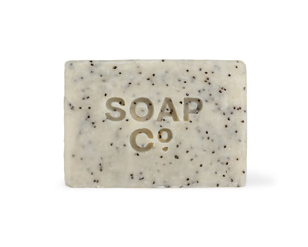 The Soap Co Bar Soap - Black Poppy & Wild Fig