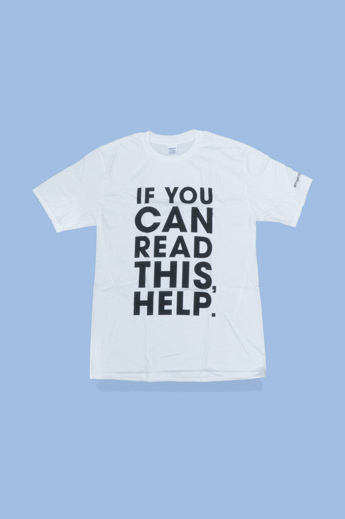 Project Literacy T-Shirt