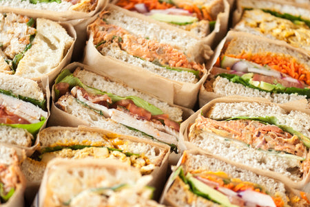 Sandwiches that British people don't realise are actually kind of weird