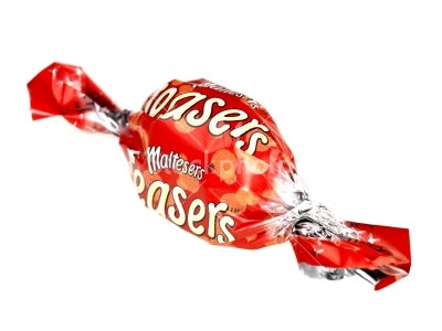 maltesers teasers in celebrations malteser