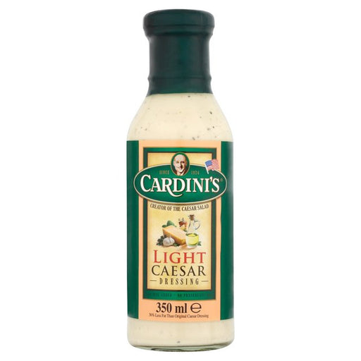 Cardini's Light Caesar Dressing 350ml